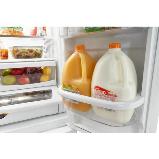 Whirlpool® 33 Inch Wide French Door Refrigerator   22 Cu. Ft.