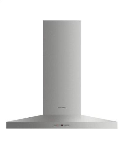 "Wall Chimney Vent Hood, 36"", Pyramid Product Image"