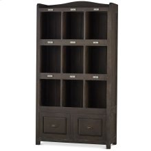Hancock 2 Drawer Storage Cabinet - BRS