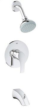 Eurosmart Pressure Balance Valve Bathtub/Shower Combo Faucet Product Image
