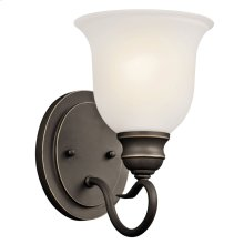 Tanglewood 1 Light Wall Sconce with LED Bulb Olde Bronze®
