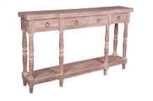 CC-TAB1013S-LW  Cottage Console Table