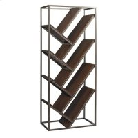 Modern Origins Chevron Bookcase Product Image