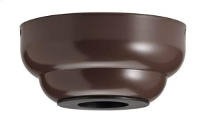 Sloped Ceiling Adapter in Brown Finish Product Image