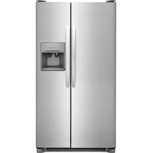 Crosley Side By Side Refrigerator - Stainless - STAINLESS