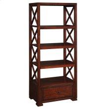 1 Drw Bookcase