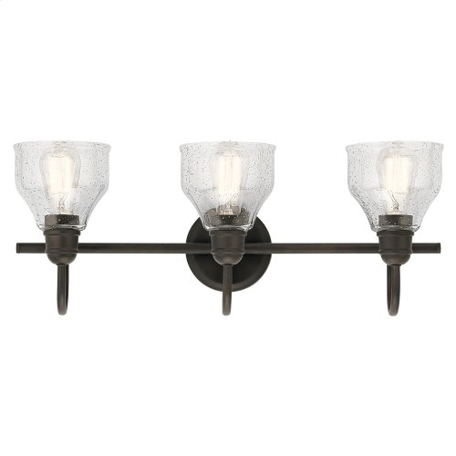 Avery Collection Avery 3 Light Bath Light NI