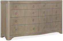 Modern Romance Eight-Drawer Dresser