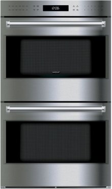 """30"""" E Series Professional Built-In Double Oven"""
