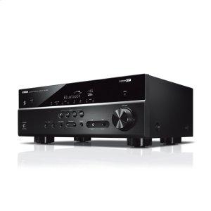 YamahaRX-V385 Black 5.1-Channel 4K AV Receiver