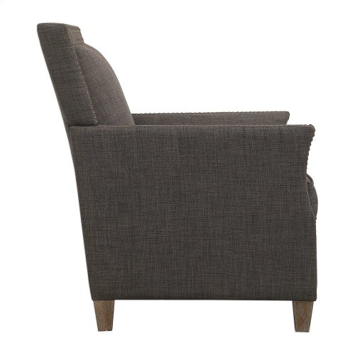 Darick Armchair, Charcoal