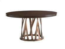 Horizons Round Dining Table