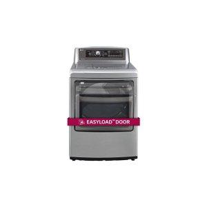 LG Appliances7.3 cu.ft. Ultra Large SteamDryer with EasyLoad Door