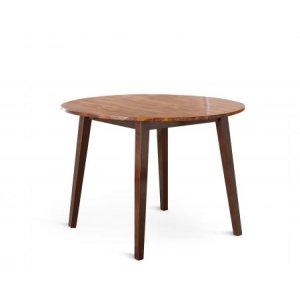 Steve Silver Co.Abaco 42 inch Round Double Drop-Leaf Table