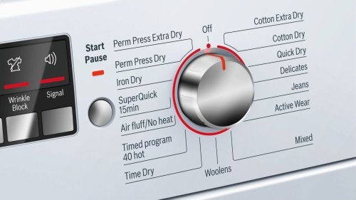 """24"""" Compact Condensation Dryer Axxis® Plus - White WTB86202UC"""