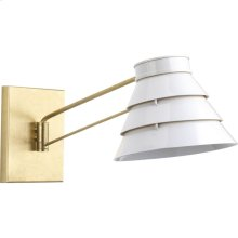 Jeffrey Alan Marks Onshore Collection Swing Arm Wall Sconce