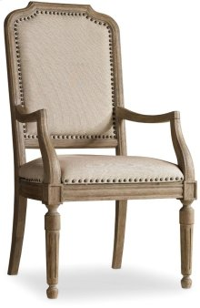 Corsica Upholstered Arm Chair