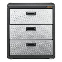 Ready-to-Assemble 3-Drawer Modular GearBox