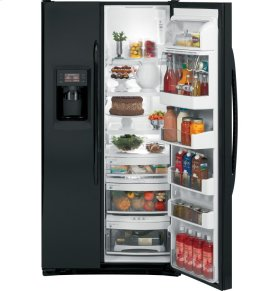 GE Profile™ ENERGY STAR® 24.6 Cu. Ft. Side-by-Side Refrigerator