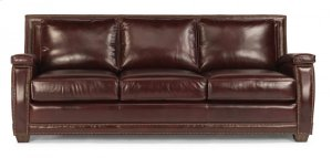Raleigh Leather Sofa