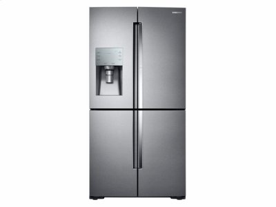 28 cu. ft. 4-Door Flex Food Showcase Refrigerator with FlexZone Product Image