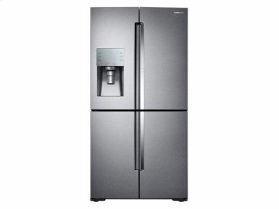 28 cu. ft. 4-Door Flex Food Showcase Refrigerator with FlexZone Product Image