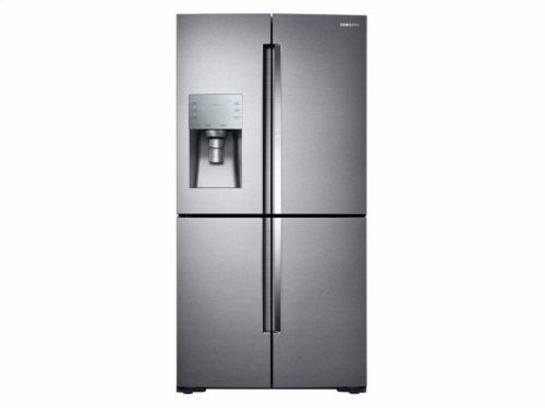 28 cu. ft. 4-Door Flex Food Showcase Refrigerator with FlexZone