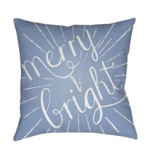 """Merry and Bright HDY-123 18"""" x 18"""""""