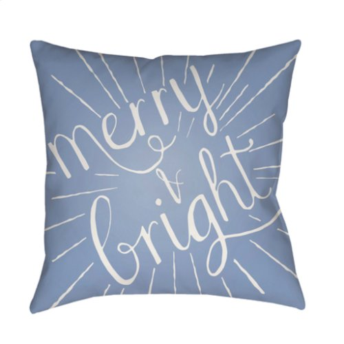 "Merry and Bright HDY-123 18"" x 18"""