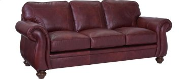 Cassandra Sofa Top Grain Leather