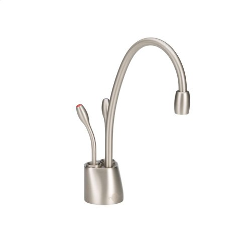 Indulge Contemporary Hot/Cool Faucet (F-HC1100-Satin Nickel)