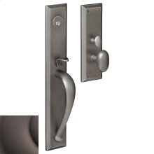Distressed Venetian Bronze Cody Full Escutcheon Trim