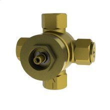 Two-Way Diverter Valve - No Color
