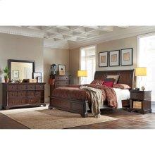 Bancroft Queen Sleigh Bed