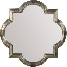 German Silver Mirror