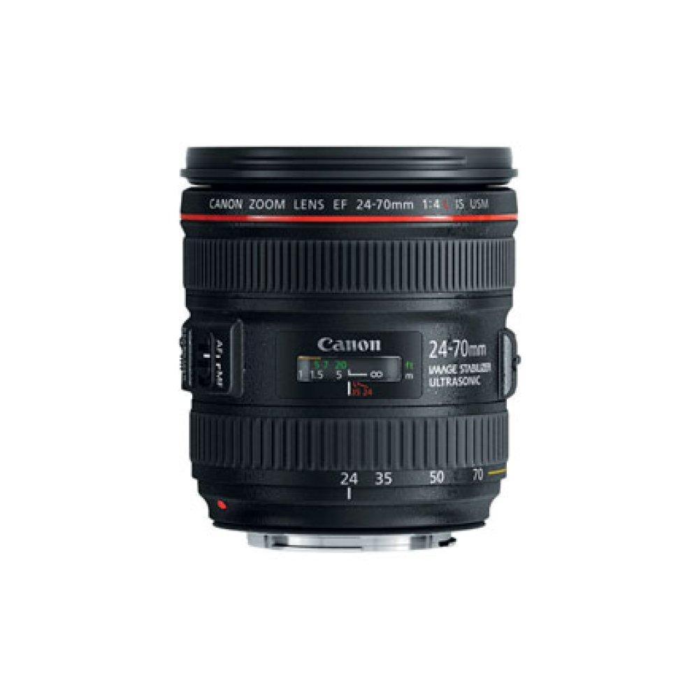 Canon EF 24-70mm f/4L IS USM Standard Zoom Lens