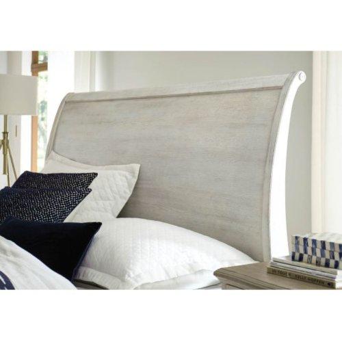 Hanover Sleigh Queen Bed Complete