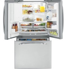 GE Profile ENERGY STAR® 25.1 Cu. Ft. French-Door Bottom-Freezer Refrigerator