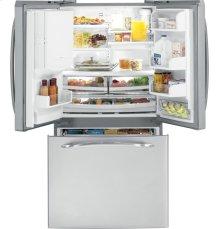 GE Profile ENERGY STAR® 25.1 Cu. Ft. French-Door Bottom-Freezer Refrigerator