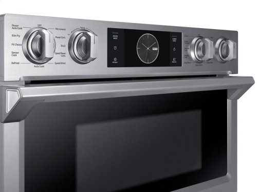 """30"""" Microwave Combination Wall Oven with Flex Duo"""