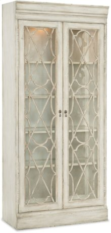 Arabella Bunching Display Cabinet
