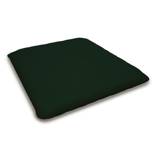 "Forest Green Seat Cushion - 18.5""D x 21""W x 2.5""H"