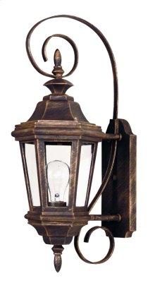 Estate - 1 Light Small Wall Lantern