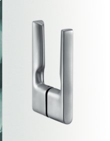 Aluminum Pull for Glass Door