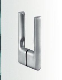 Aluminum Pull for Glass Door