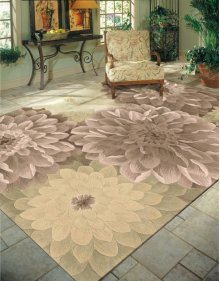 Tropics Ts11 Taugr Rectangle Rug 7'6'' X 9'6''