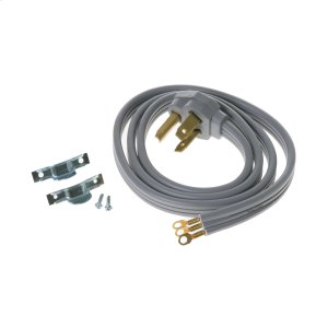 5' 30amp 3 wire dryer cord -