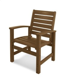 Teak Signature Dining Chair