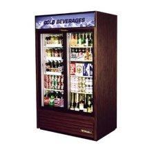 Glass Door Refrigerators - Slide Door