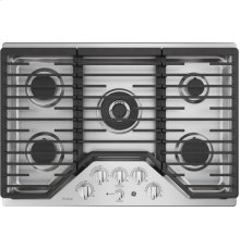 "GE Profile™ Series 30"" Built-In Gas Cooktop"